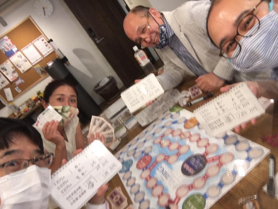 川島さんのゲーム会でTHINGi