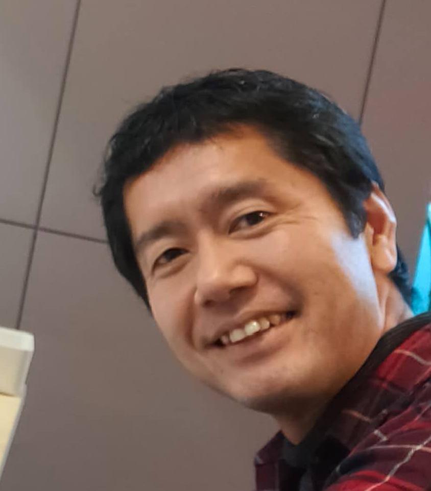 戸張賢治さん